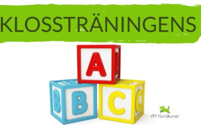 Klossträningens ABC